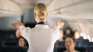 ICC veiligheidsinstructie stewardess