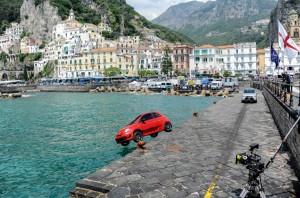 Foto Fiat 500 reclame