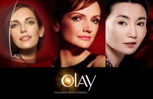 Olay Advertising